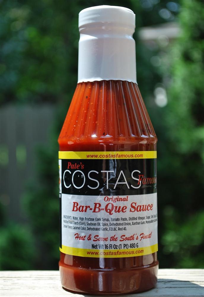 Costas Barbeque Sauce