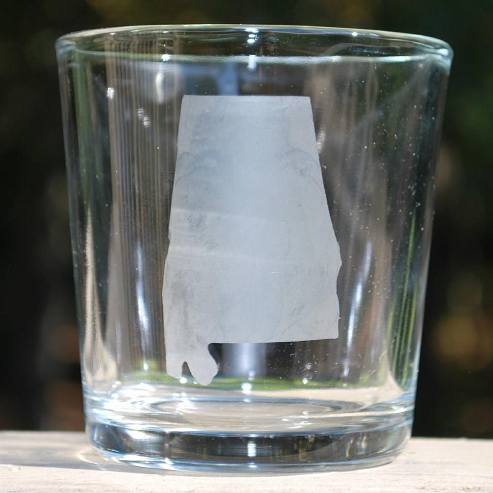 Alabama Highball Glass