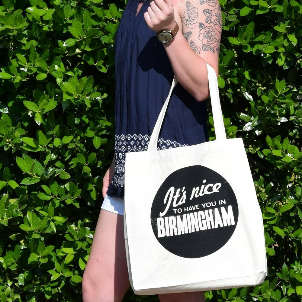 Nice to Have You in Bham Tote
