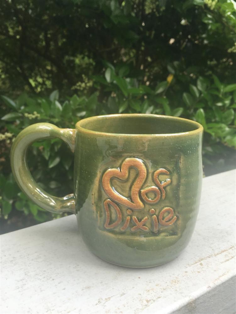 Heart of Dixie Mug