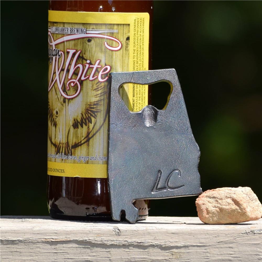 Alabama Bottle Opener