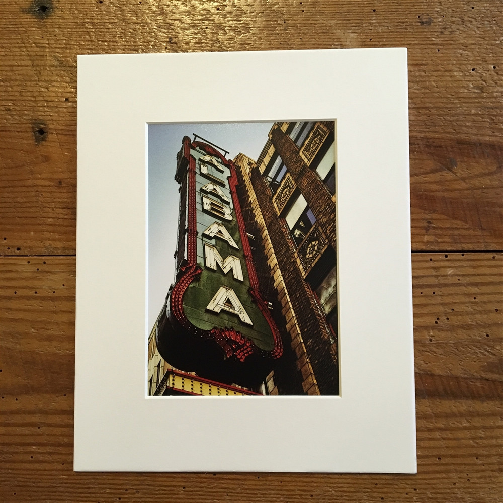Alabama Theater Print