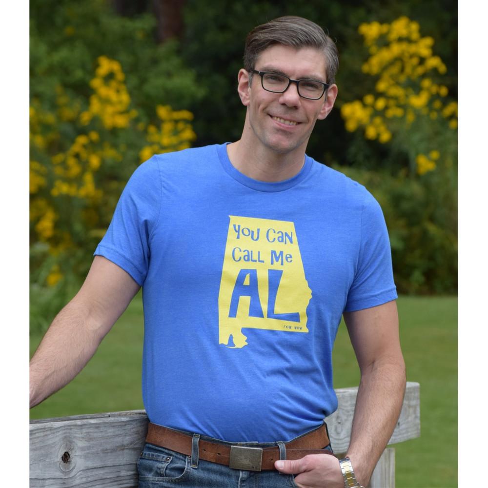 You Can Call Me AL T-shirt