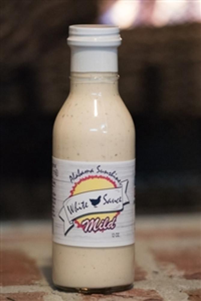 Alabama Sunshine White Sauce