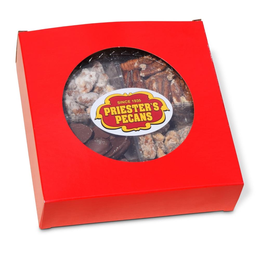 Priester's Gourmet Pecans Gift Box