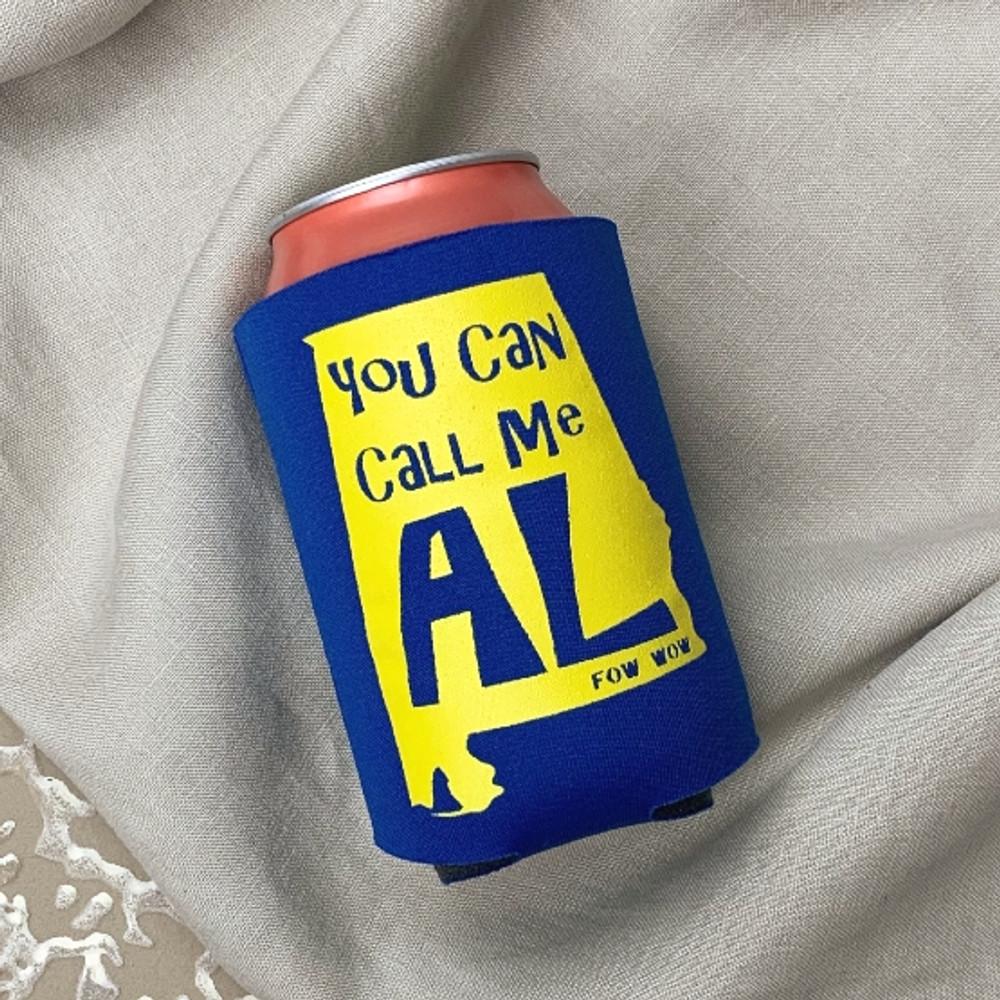 Call Me AL Koozie