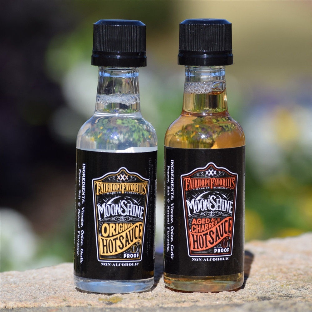 Mini Moonshine Hot Sauce