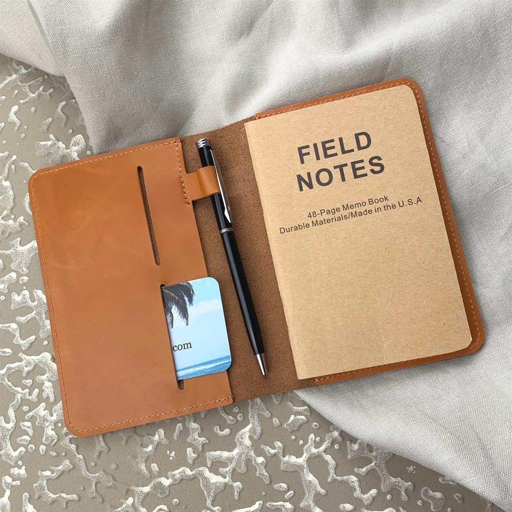 Flint Leather Co. Field Notes