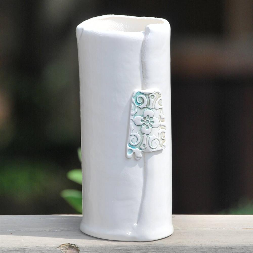 Alabama Clay Vase