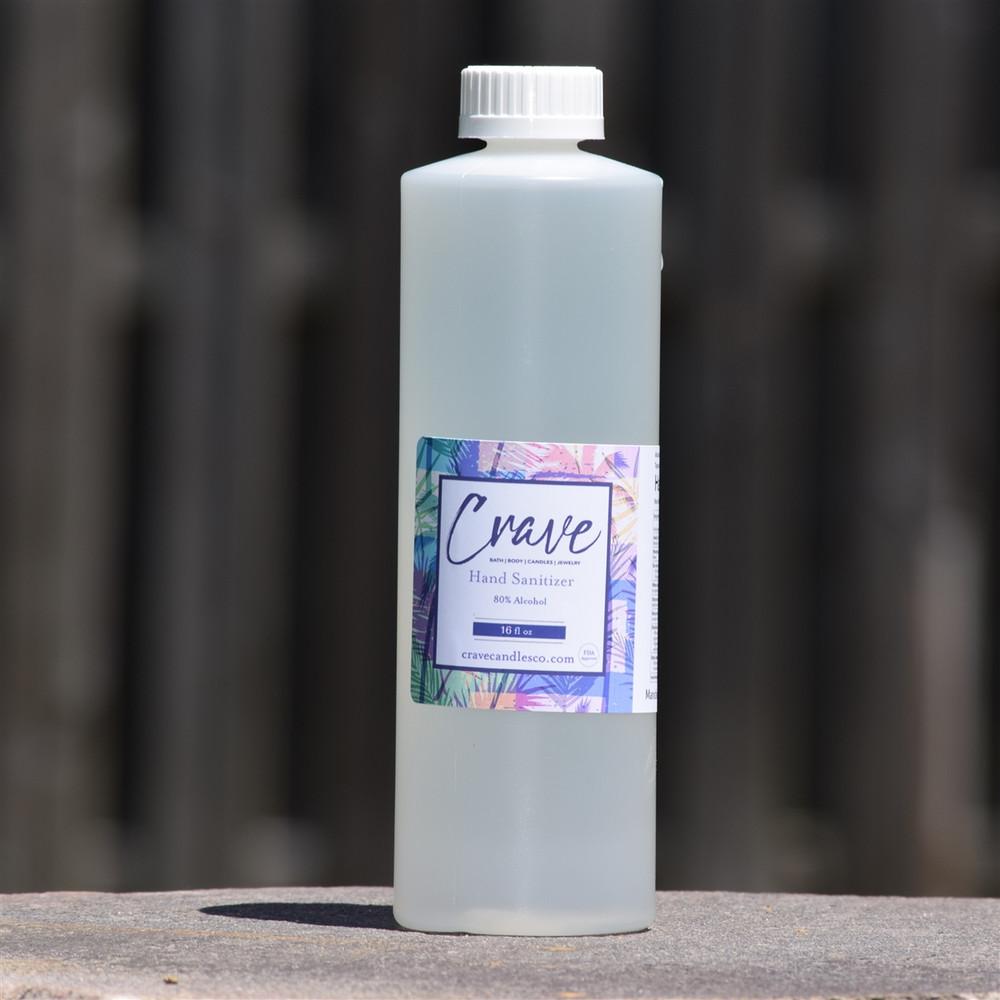 Crave Hand Sanitizer Refill - 16 oz