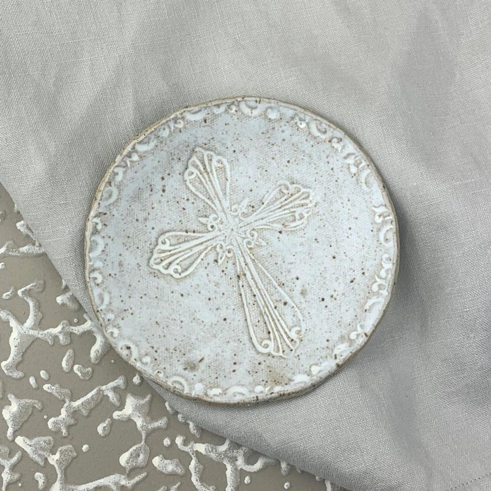 Round Cross Dish