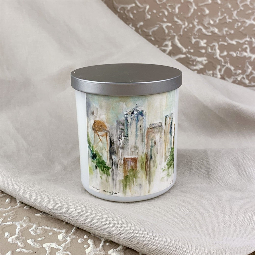 Paint Me Birmingham Candle