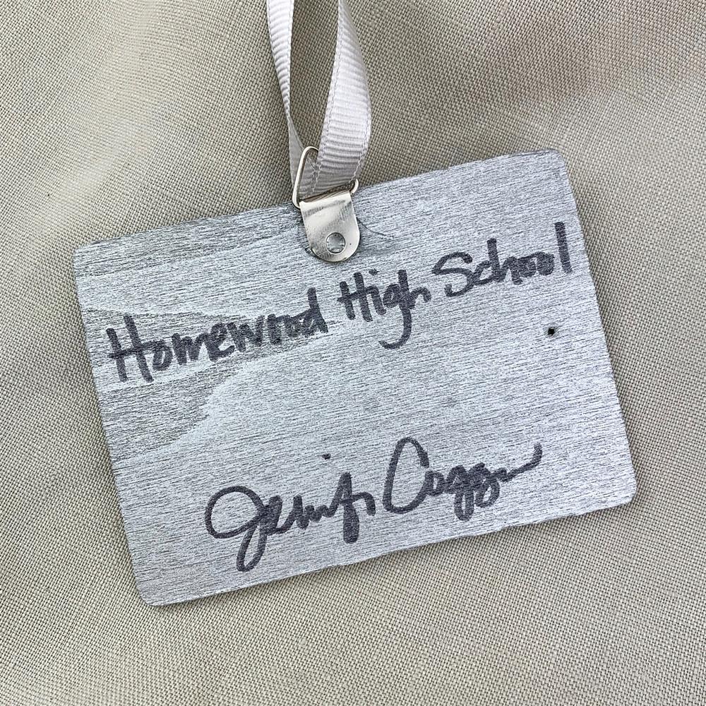 Homewood High School Ornament