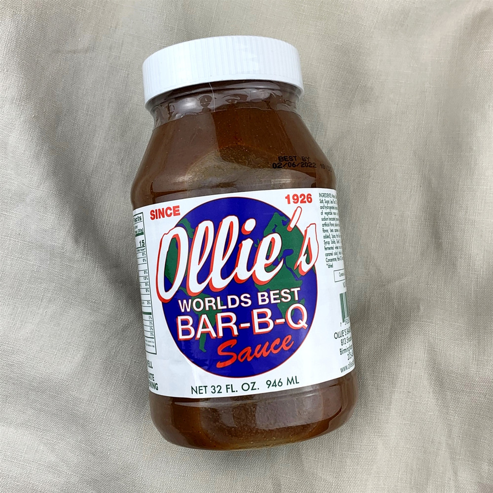 Ollie's Barbeque Sauce 32 oz.
