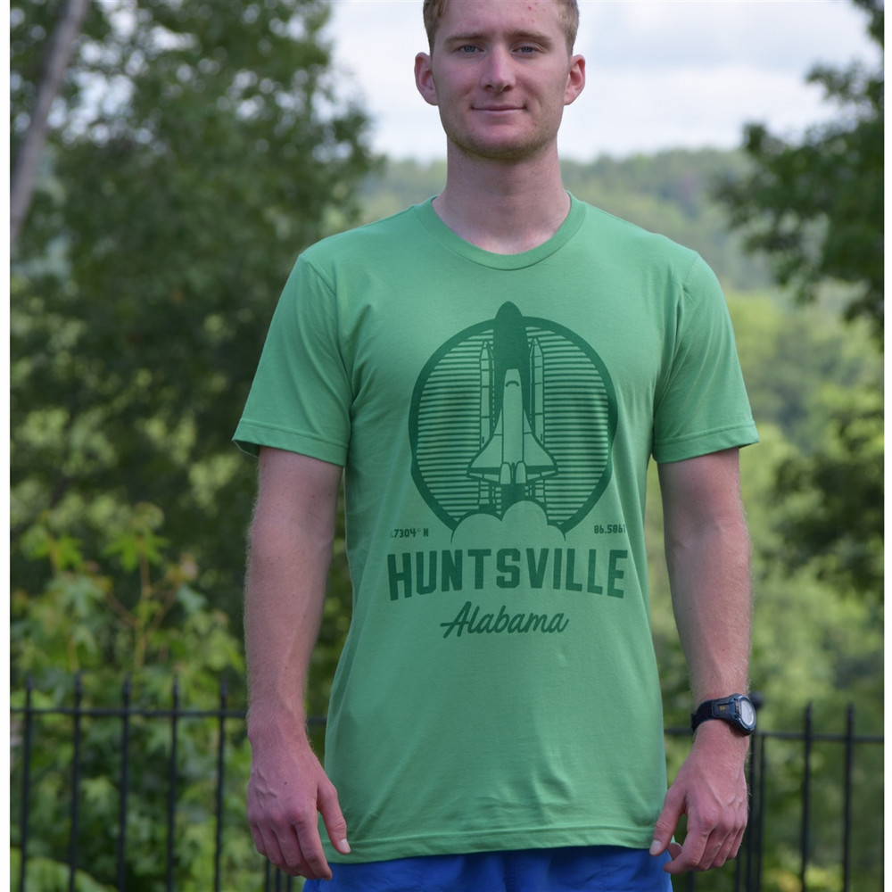Huntsville Rocket T-Shirt
