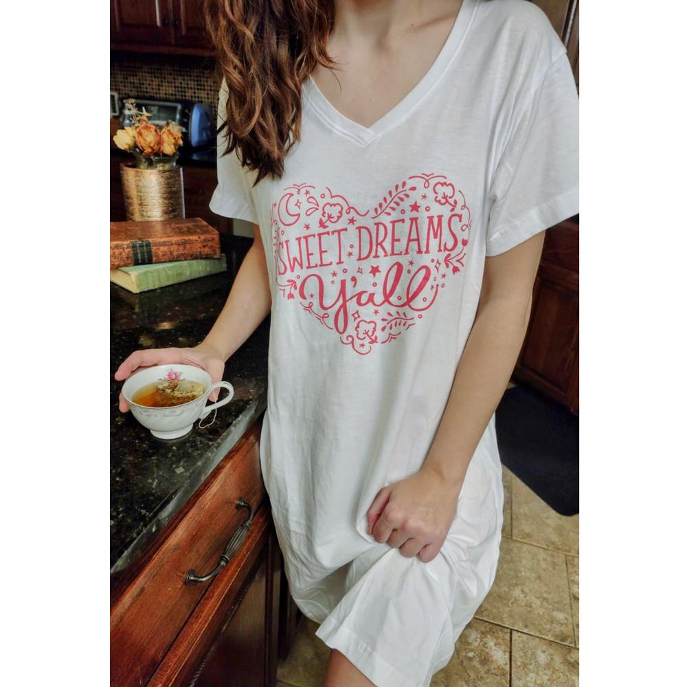 Sweet Dreams Night Shirt