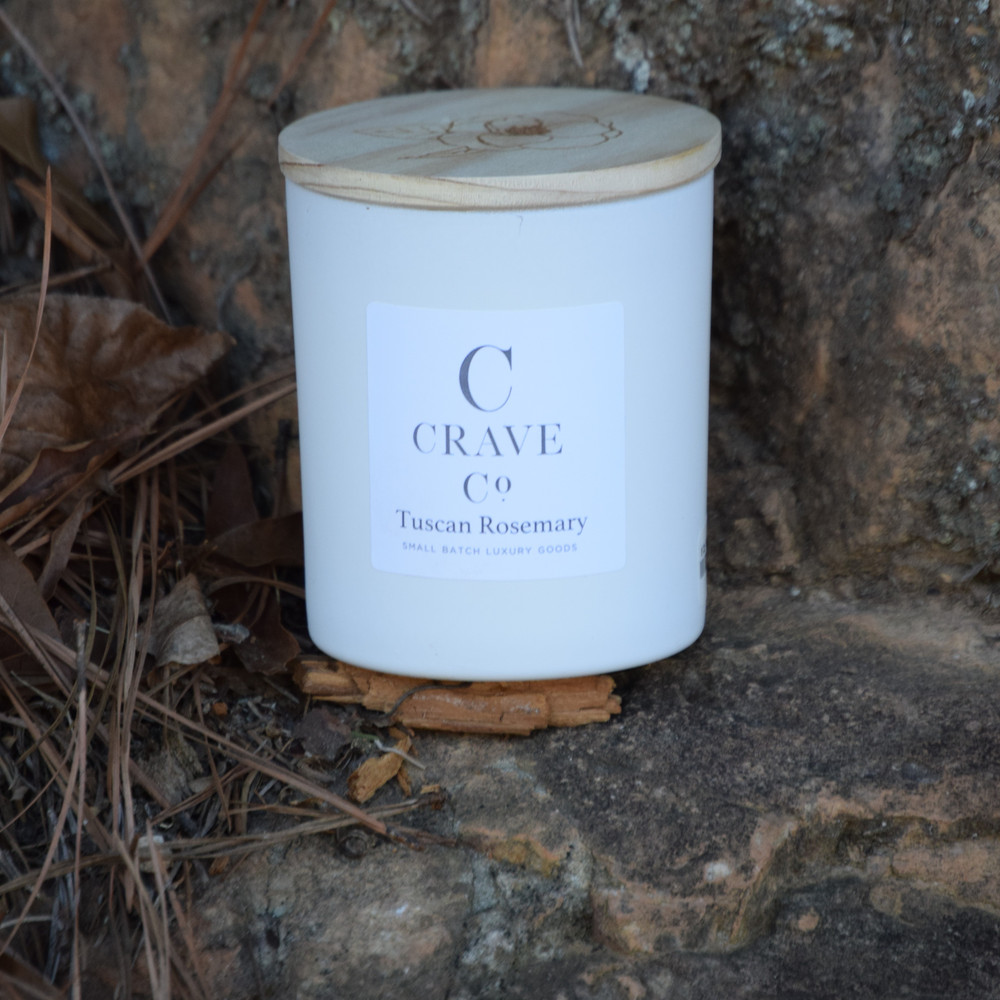 Crave Co. Candle