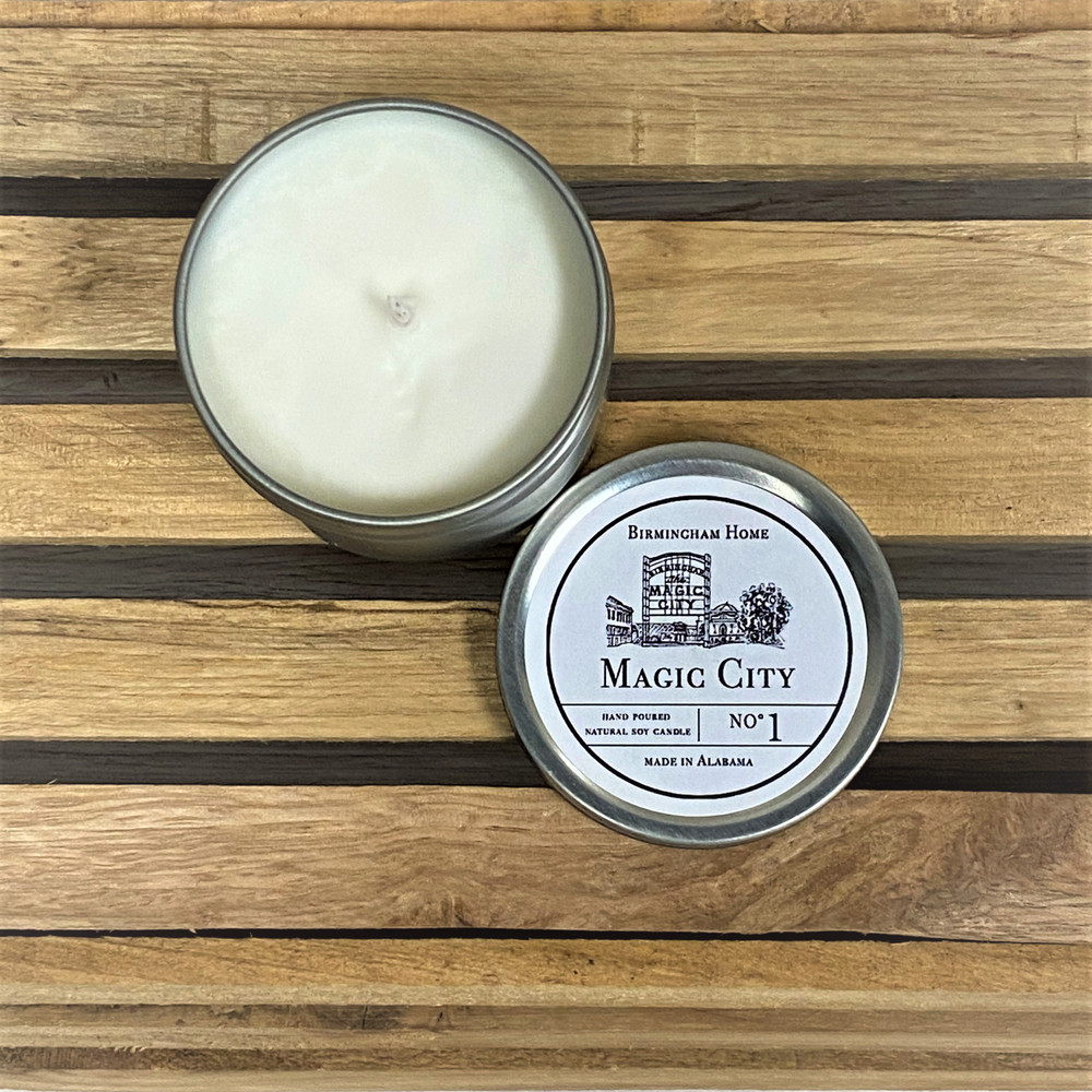 Birmingham Home Soy Candle Tins