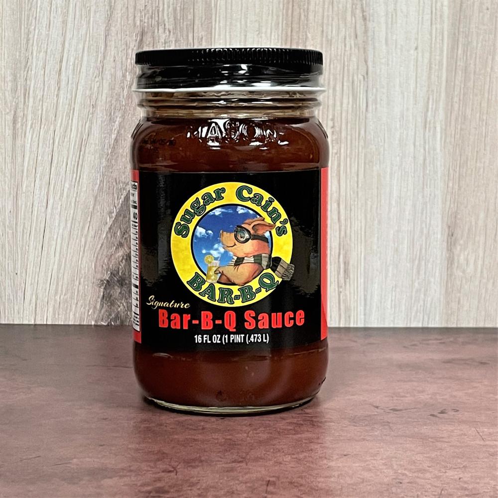 Sugar Cain's Bar-B-Q Sauce