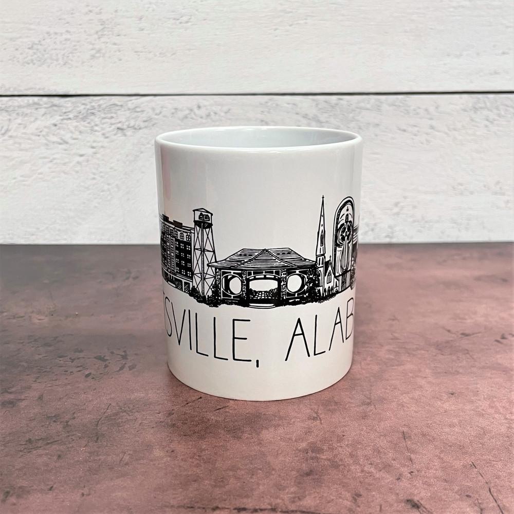Huntsville Cityline Mug