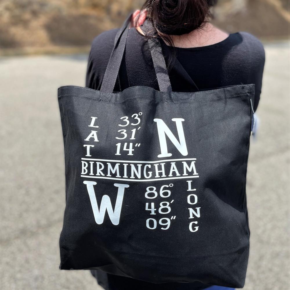 Birmingham Long/Lat Tote