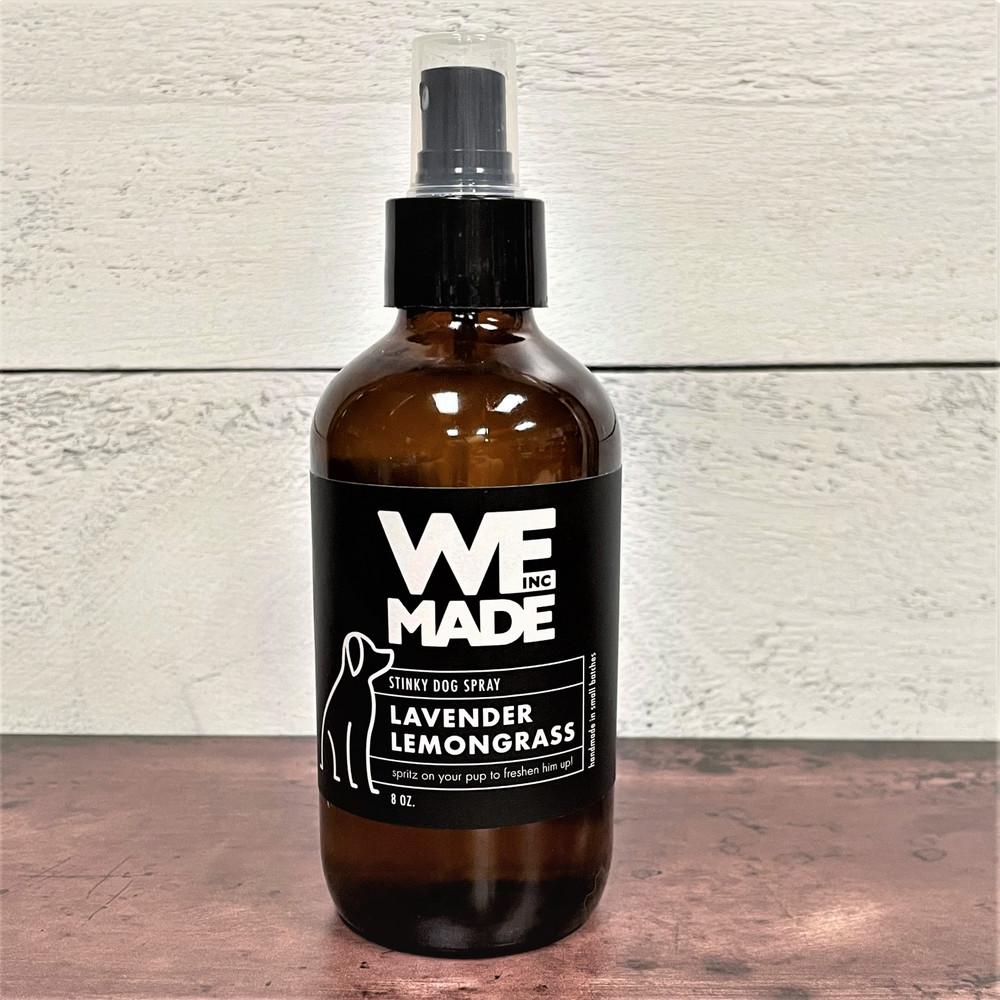 WE Made Inc.  Stinky Dog Spray