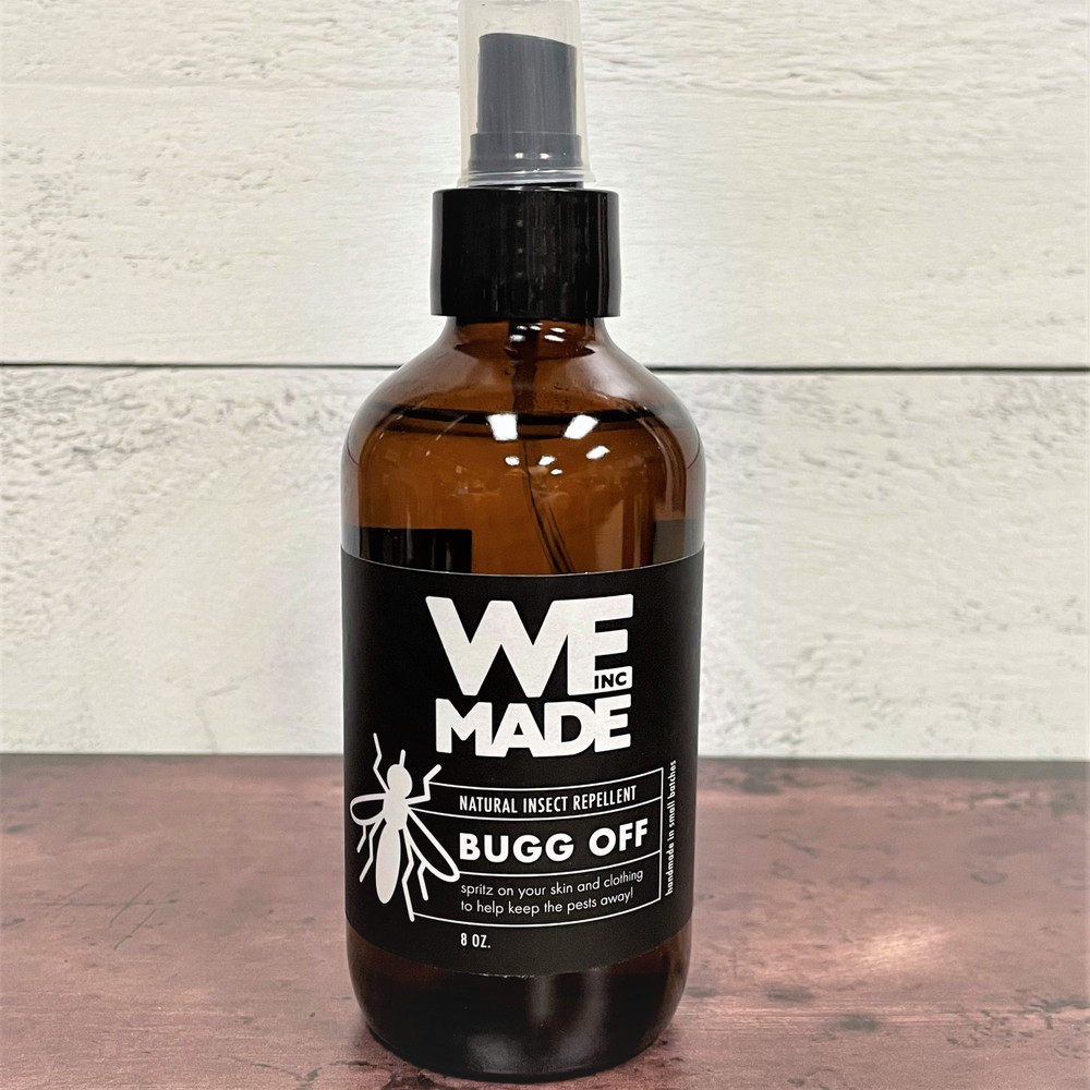 WE Made Inc. Bugg Off  - Natural Insect Repellent