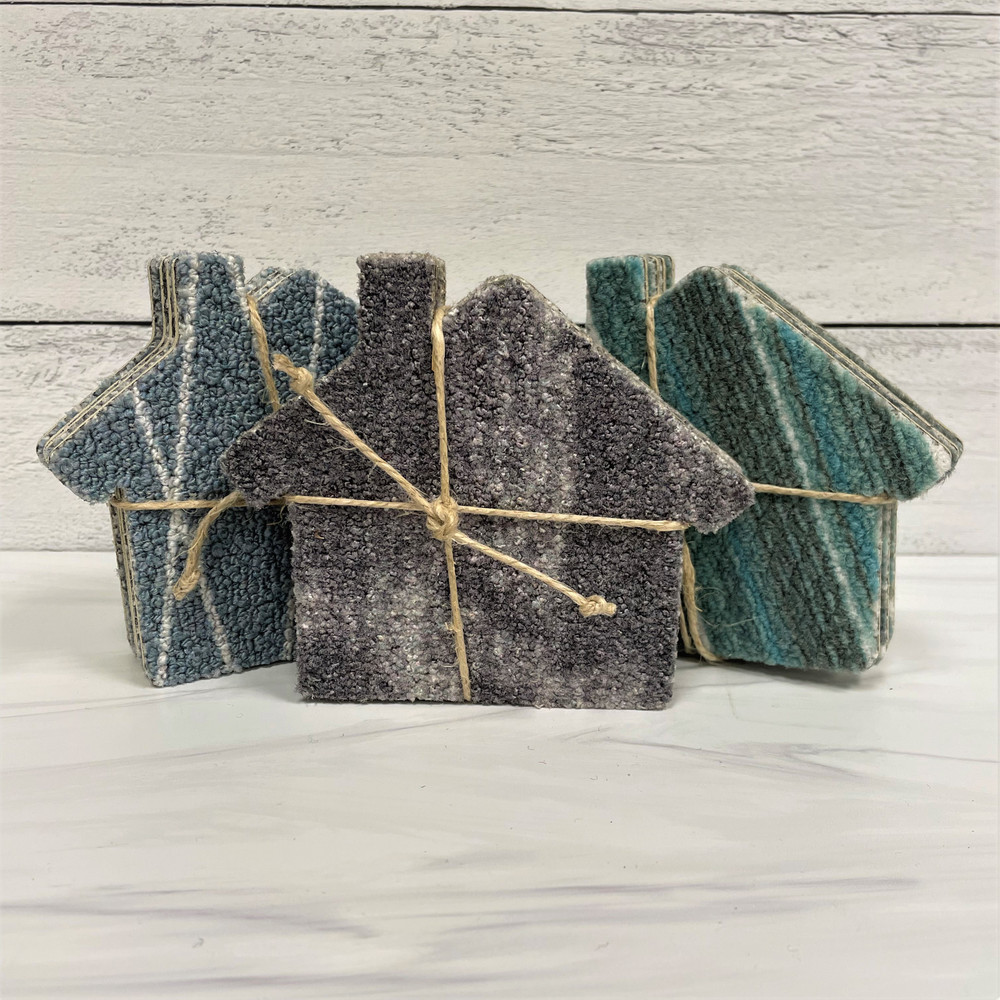 House Carpet Coasters