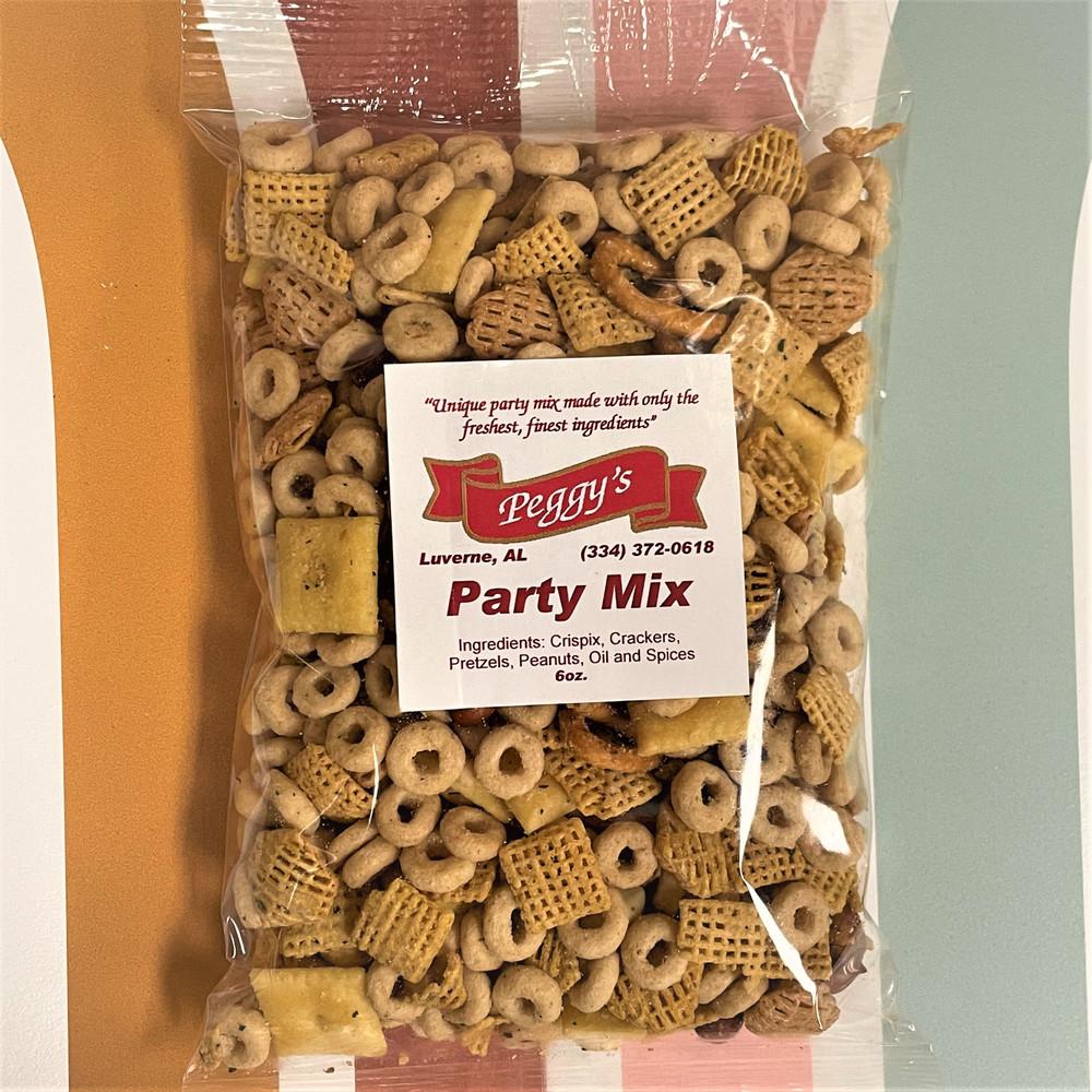 Peggy's Party Mix - 6oz. Bag