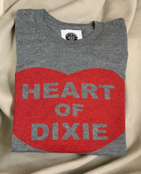 Heart of Dixie T-shirt Unisex