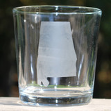 Alabama Highball Glass