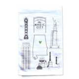 Birmingham Icon Towel
