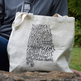 Alabama Food Tote
