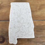 Alabama Corian Cutting Board Small