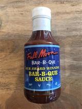 Full Moon Bar-B-Que Sauce