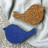 Bird Carpet Coasters