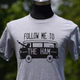 Fow Wow Follow Me T-shirt  - Small