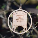 Magic City Ornament
