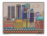 Birmingham Skyline II