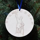 Birmingham Vulcan Ornament