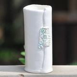 Alabama Clay Vase - 4in