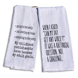Timely Kitchen Towels