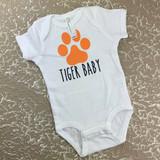 Tiger Baby Onesie