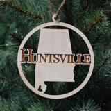 Huntsville Ornament