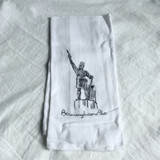 Embroidered Vulcan Hand Towel