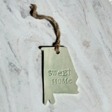 WhimSea Pottery Sweet Home Ornament