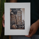 The 16th Street Baptist Church Print