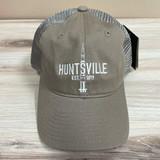 Huntsville Rocket Trucker Hat