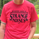Redstone Arsenal Strange Noises T-Shirt