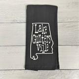 Lake Guntersville Hand Towel
